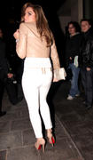 Louise Glover at the Mayfair Hotel in London 17th January x9