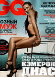 Cameron Diaz show off her body in swimsuit  in GQ magazine -